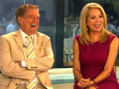 Regis And Kathie Lee Reunite