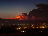 Colorado Wildfire Drives Thousands from Homes
