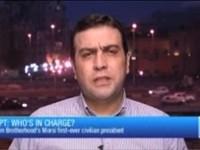 Muslim Brotherhood Representative Refuses To Speak With Israeli Journalist