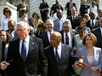 One Hundred Democrats Walk Out On Holder Contempt Vote