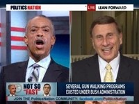Sharpton Shouts Down GOP Congressman Over Holder Contempt Vote