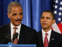 Justice Department Shields Holder From Prosecution After Contempt Vote