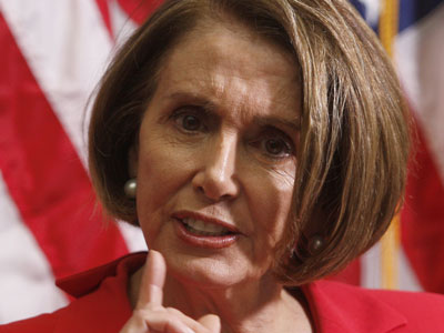Pelosi: GOP 'Exploiting Very Unfortunate Circumstance'