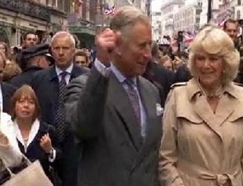 UK Royals Party In Street For Queen's Jubilee