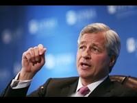 Protesters Interrupt JP Morgan CEO At Senate Banking Committee Hearing