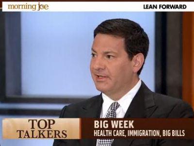 Halperin: Any Supreme Court Ruling on Health Care Hurts Obama