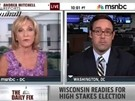 MSNBC On WI Recall: 'President Obama Probably Wouldn't Make A Difference Anyway'