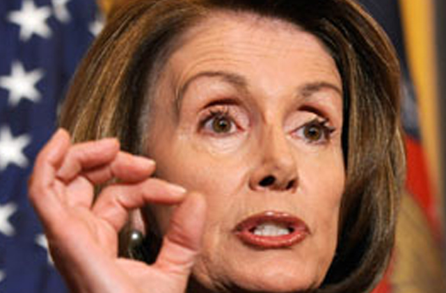 Pelosi: Senator Kennedy 'Can Now Rest In Peace'