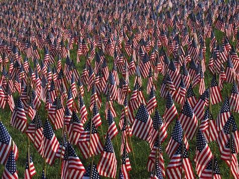 Field Of Flags Dedication