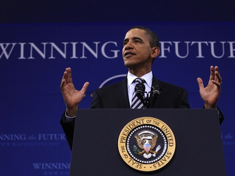 Obama: Economy Has to Grow 'Even Faster'