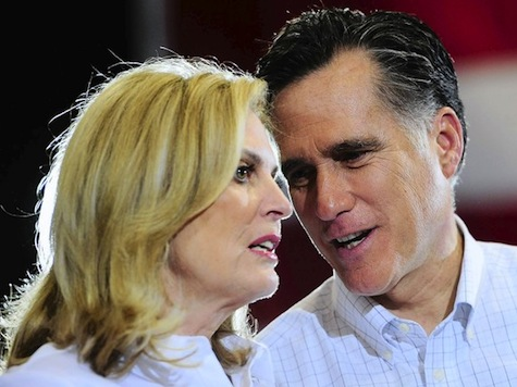 Ann Romney: Obama 'Completely Wrong' On Mitt's Compassion