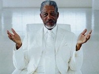 Morgan Freeman: Obama Isn't First Black President