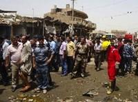 Iraqi car bomb kills seven, wounds 20