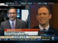 Obama Econ Adviser 'OK' With 8.2% Unemployment; Santelli Smacks