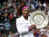 Serena Williams Wins 5th Wimbledon Title