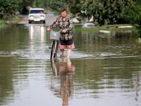 Floods Soak Russia