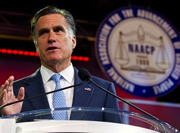 Romney: I Expected To Be Booed