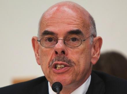 Lip Service: Waxman 'Sorry Solyndra Happened'