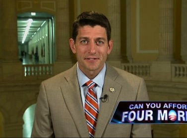 Paul Ryan: Health Care Law Was Sold on Three Broken Promises