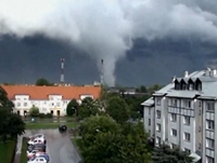 Deadly Tornado Rips Through Poland