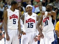 US Men's Basketball Team Beats Brazil