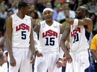 US Men's Basketball Team Beats Brazil