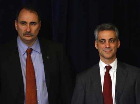 Messaging: Obama, Axelrod, and Emanuel Use Same Talking Point This Weekend