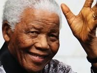 Frail Nelson Mandela turns 94