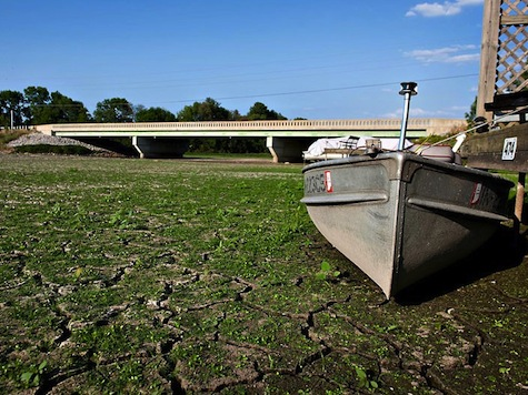 USDA: US Suffering Worst Drought In 25 Years