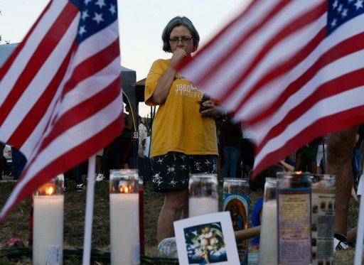 Prayer vigil for Aurora Shooting Victims