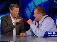 Beckel Slams Hannity, Guest: 'You Two Are About As Normal As People From Mars'