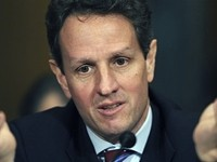 Geithner: Economy 'Not Growing Fast Enough,' Unemployment 'Very High'