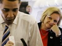 Obama To Claire McCaskill: You're On Your Own