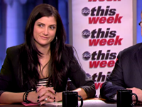 Breitbart's Dana Loesch On ABC's 'This Week'