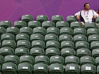 Troops, Students To Fill Empty Seats At Olympics