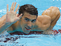 Phelps Sees Victory