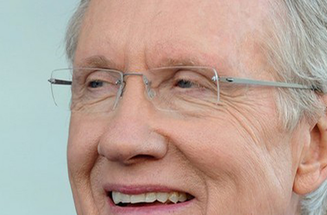 Harry Reid: 'We Do What We Can to Protect the President of the United States'