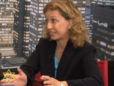 Debbie Wasserman Schultz Cannot Name a Reason for Jews to Back Obama Except Abortion
