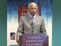 Dem Rep: It's Not All about America Anymore We Have Tp Be World Citizens Like Obama Said