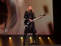 Madonna Booed, Called 'Slut' in France, Starts Riots