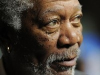 Morgan Freeman Says Not Obama 'Clinton Was The First Black President'