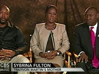 Trayvon Martin's Mother: 'I Just Don't Believe' Zimmerman's Apology