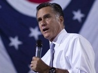 Romney: Jobs News 'Hammer Blow' to Middle-Class