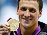 Ryan Lochte Tears Knee Ligaments While Trying to Catch Excited Female Teenager