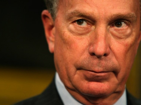 Bloomberg Gets Testy With NY Reporter: I'm For 'Crime Control' Not Just 'Gun Control'
