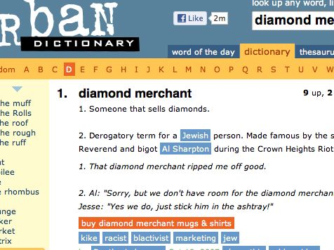 Romney's Diamond Merchant Israeli Donors: FOX Pundit Drops Bigoted Jewish Slur