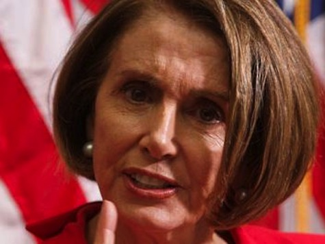 Pelosi Says She Saw Ghosts in White House