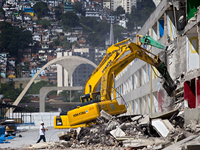 Rio Begins Construction For 2016 Olympics