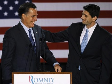 Romney: Ryan GOP 'Intellectual Leader'