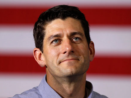 Paul Ryan: 'I Have A Bust Of Winston Churchill In My Office'